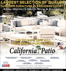 California Patio Furniture Selection Of Quality Outdoor Furniture In San Diego County