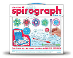amazon com spirograph deluxe design set toys u0026 games