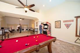 sober fun recovery home game room chapter house