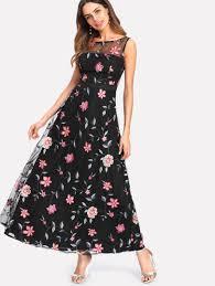a linie v ausschnitt kurz mini satin brautjungfernkleid mit gefaltet p602 kleider für damen german shein sheinside