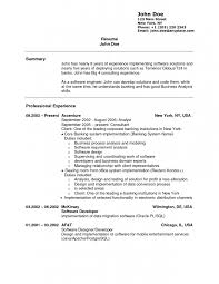 Bank Teller Resume Examples by Resume For Bank Teller No Experience Resume Samples Bank Teller