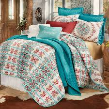 turquoise quilted coverlet quilt bedding collection