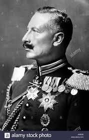 Kaiser Le Le Kaiser Guillaume Ii D Allemagne 1859 1941 Photographié Vers
