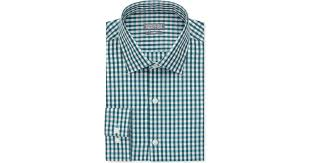 kenneth cole reaction slim fit performance oasis gingham dress