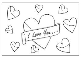 coloring pages i love you coloring pages getcoloringpages i love