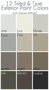 how to pick an exterior paint color bynum design blog