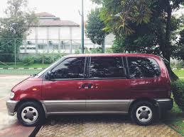 nissan serena c23 1996 sr20de automatic transmission nissan