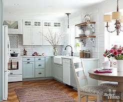 off white kitchen cabinets with stainless appliances pastel blue and off white kitchen cabinets floor pattern kitchen