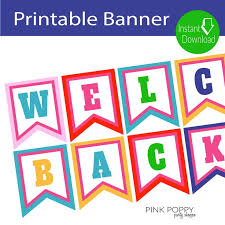 best 25 welcome banner printable ideas on pinterest free