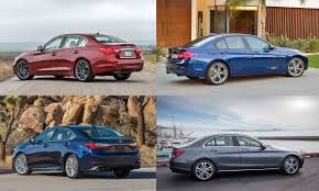 lexus es 350 vs acura tl comparison best selling luxury cars in america autonxt
