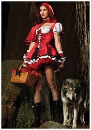Little Red Riding Hood Makeup For Halloween by Good And Evil Are A Great Deal More Complex Than A Princess And A