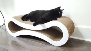 Cardboard Scratchers For Cats Ultimate Cat Scratcher Lounge Modernize Your Home Petfusion