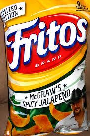 fritos chip review