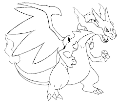 pokemon coloring pages x and y free background coloring pokemon