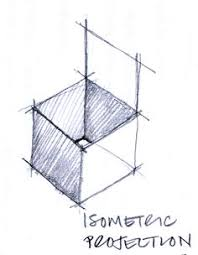 isometric drawing design basics pinterest drawing drawing
