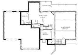 House Plans with Indoor Basketball Court How to & Costs