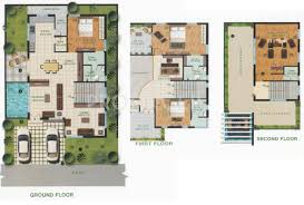3000 sq ft 3 bhk floor plan image giridhari villa onyx available