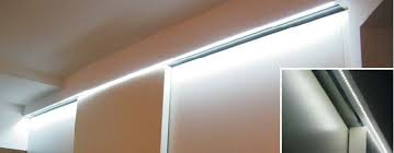 Led Ceiling Strip Lights by Led Strip Light Examples And Ideas Under Cabinet And Counter
