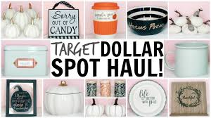 dollar tree halloween background target dollar spot haul halloween u0026 fall 2017 fall decor