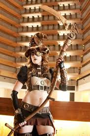 Steampunk Halloween Costumes 116 Steampunk Halloween Costume Inspiration Images