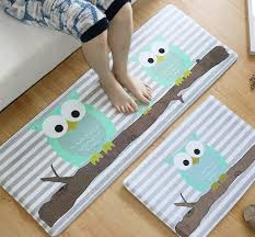 Owl Kitchen Rugs Free Shipping Owl Bedroom Mats Bathroom Mat Kitchen