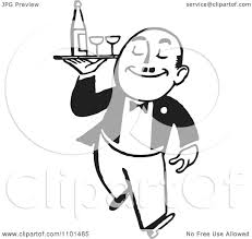 retro martini drawing clipart retro black and white couple toasting royalty free