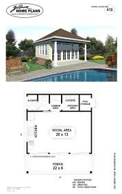 house plans with pool house guest house decoration home plans with pools pool house building plan cool