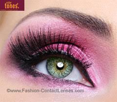 Light Brown Contact Lenses Colortones Contact Lenses Available In Non Prescription Natural