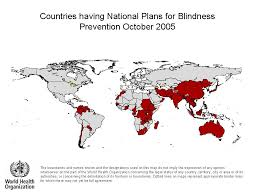 Blindness In The World Who What Is Vision 2020