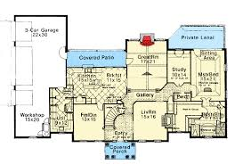 Georgian Mansion Floor Plans Graceful Georgian House Plan 48459fm Architectural Designs