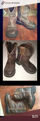 justin light up boots justin gypsy light up boots 8 5d justin boots cowgirl boot and