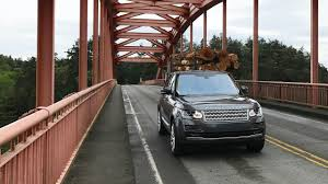 range rover truck scouting ultimate vistas with land rover in the pacific northwest