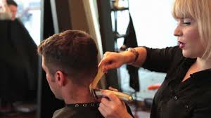 how to cut different style necklines for men u0027s haircuts youtube