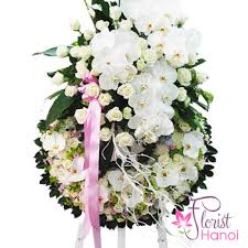 sympathy flowers delivery hanoi sympathy flowers delivery same day