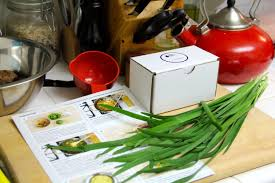 thanksgiving food order online my one year experiment with blue apron u0027s online meal kit service
