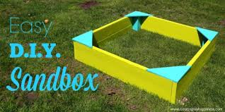 35 diy sandboxes ideas your kids will love