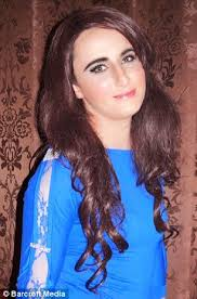 forced feminine hairstyles on men transgender chelsea shocked to find out boyfriend wants a sex