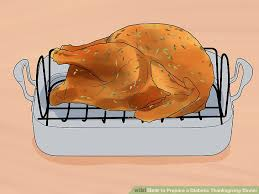 3 ways to prepare a diabetic thanksgiving dinner wikihow