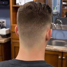 look at short haircuts from the back hairstyles mens short fade haircut back view men s fade short