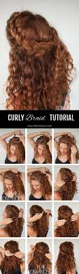 updos for curly hair i can do myself 10 easy hairstyle tutorials for naturally curly hair naturally