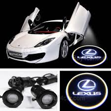 lexus emblem price led welcome light ghost shadow projector emblem car door light for