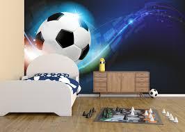 tapisserie pour chambre ado fille chambres pour ado garçon cuisine papier peint foot magic ball