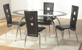 dining tables unique glass dining table set design glass table