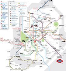 Metro La Map Metro Map