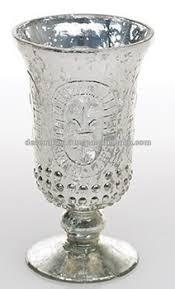 Crystal Flower Vases Silver Flower Vase Glass Flower Vase Flower Pot Mosaic Vase