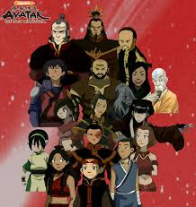 avatar airbender images avatar characters hd wallpaper