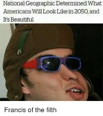 Determined Meme - national geographic determined what americans will look like in 2050