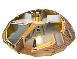 eco friendly floor plans architecture creative eco friendly house first floor plan with