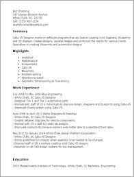 Resume Samples For Designers by Professional Catia V5 Designer Templates To Showcase Your Talent