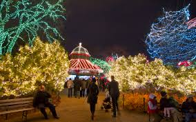light up your season at zoolights urbanmatter